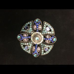 Dress pin for scarves or sweaters